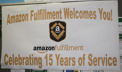 15th Anniversary of Amazon | by DelawareGovernor