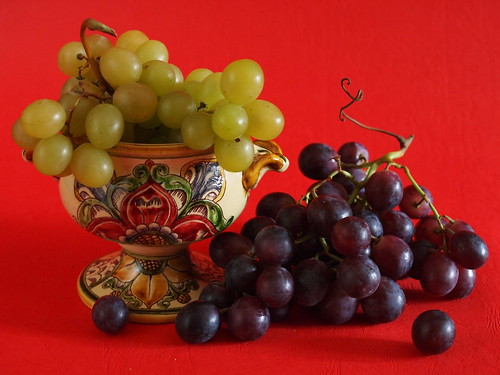 Grapes time - Tempo d'uva | by SissiPrincess