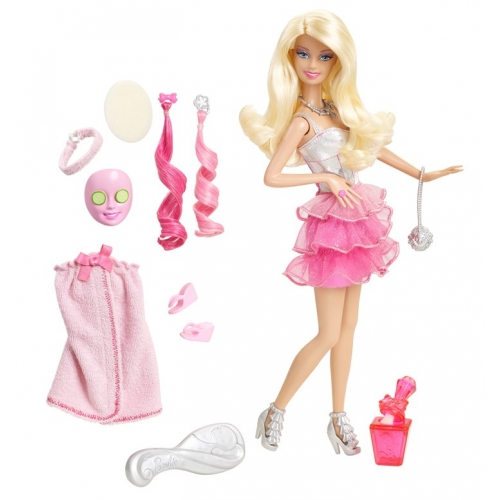 Barbie Spa to Fab Doll |