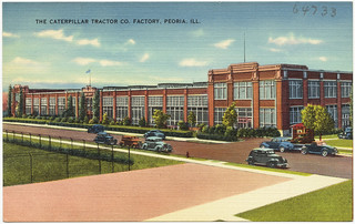 The Caterpillar Tractor Co. Factory, Peoria, Ill. | by Boston Public Library