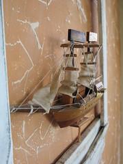 Barco de parede