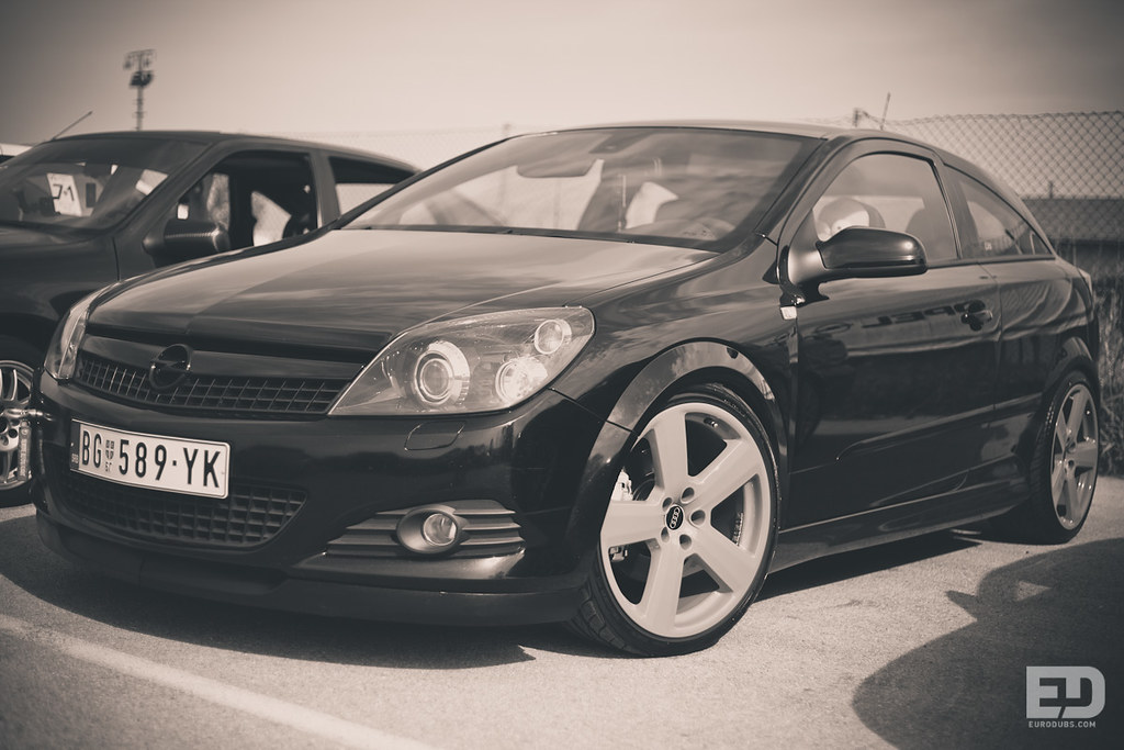 Opel Astra H On Audi Wheels 19 Quot 6th International Opel