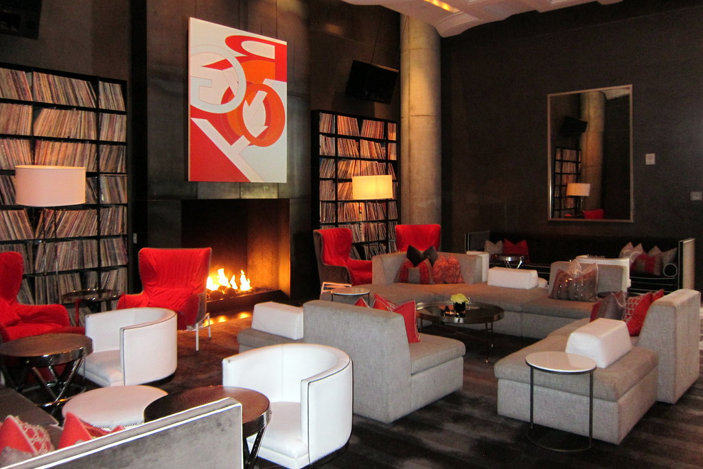 the living room at the w hotel downtown w hotel amp residences living ro 27657