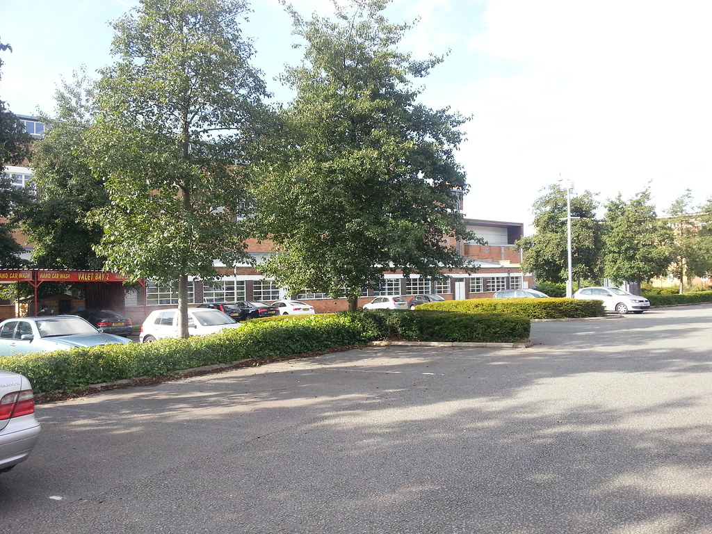 Site Of Former 90 Speke Squadron ATC