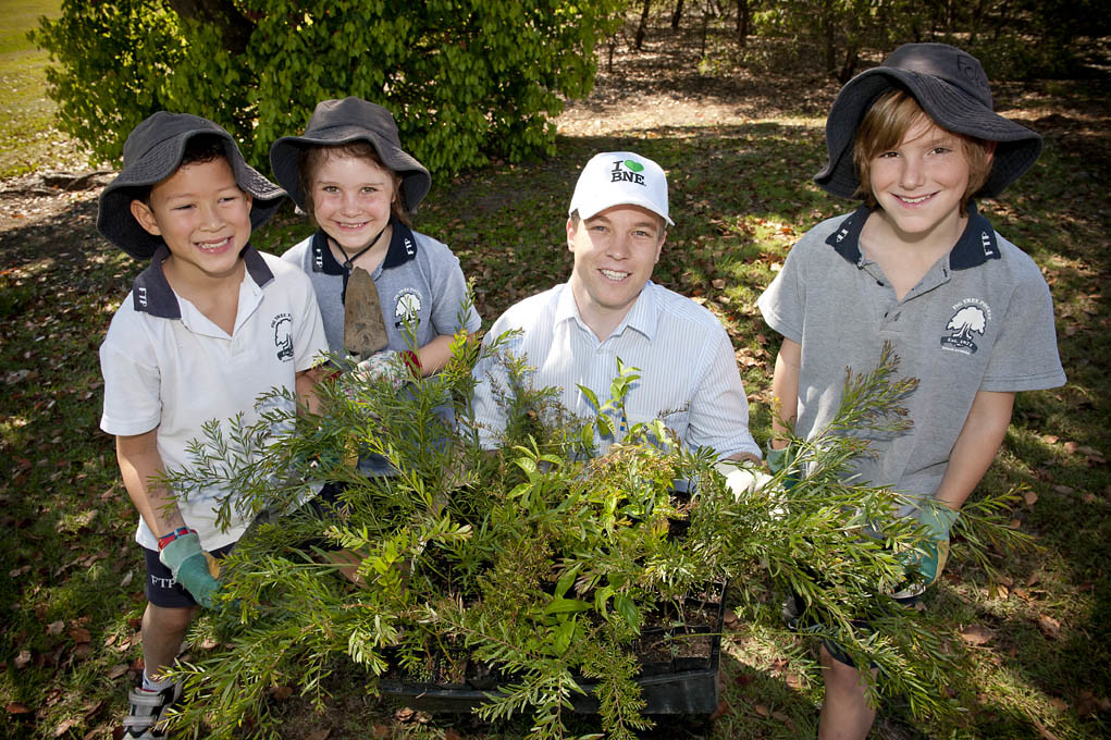 Arbor day date in Brisbane