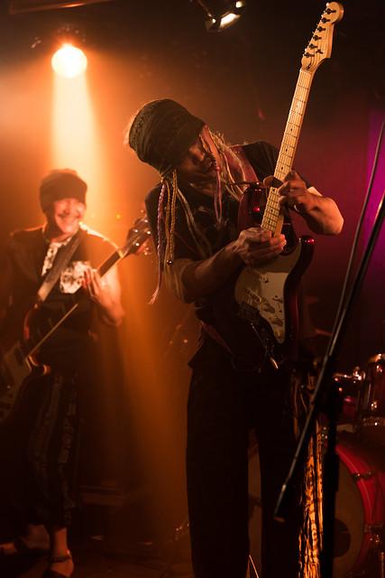 SPUTNIK KOMBINAT live at 獅子王, Tokyo, 15 Sep 2016 -1010330