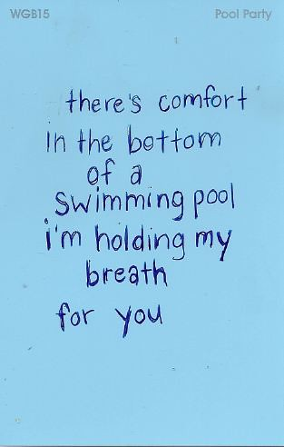 Swimming pool day 266 366 ed ingle flickr Swimming pool lyrics the front bottoms