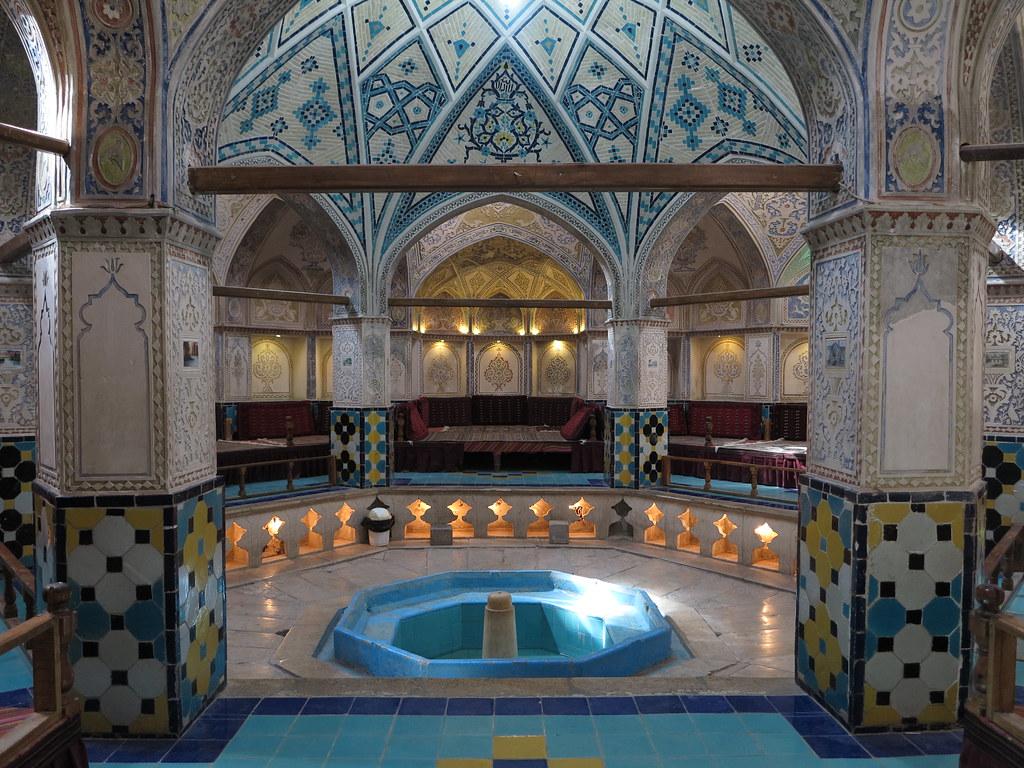 Hammam sultan amir ahmad traditional old historical bath h for Design couchtisch hn 777