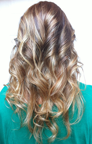 highlights-plus-ombre-colour | by vanmobilehair