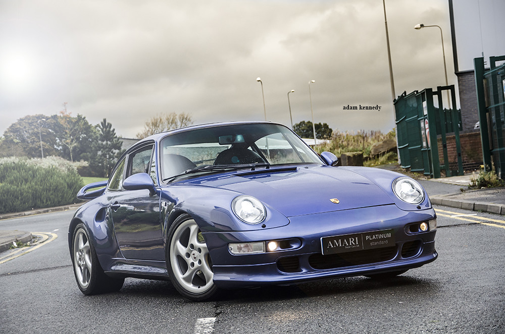 The Bad Boy Porsche 993 Turbo Full Turbo S Spec Gt3