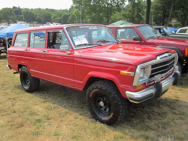 1983 Jeep Cherokee Pioneer | Carlisle All-Chrysler ...