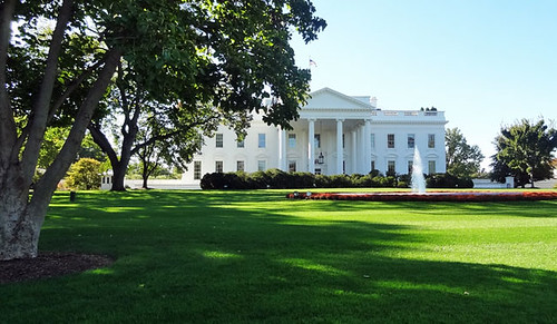 white-house-distant | by quirkytravelguy