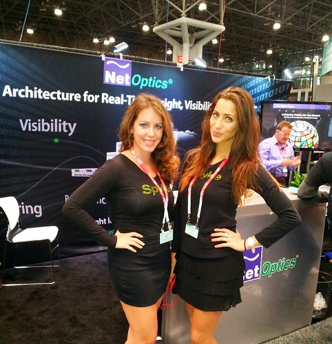 new york city trade show girls these brand ambassadors loo flickr. Black Bedroom Furniture Sets. Home Design Ideas