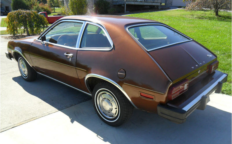 1980 ford pinto sedan as seen on ebay you are bidding on flickr 1980 ford pinto sedan by pintopower sciox Gallery