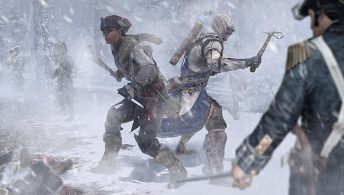 Assassin's Creed III and Assassin's Creed III: Liberation: Cross Play Content | by PlayStation.Blog