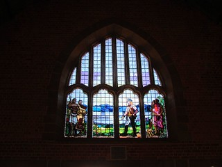 Livingstonia Church Stained Glass Window | by Allan Rickmann