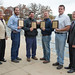 Rigging team recognized for work on ATLAS magnet upgrade project