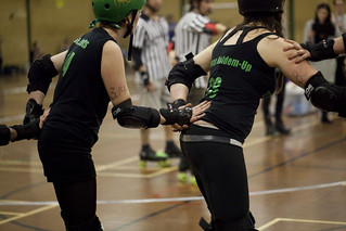 Roller Derby 087 | by neonbubble
