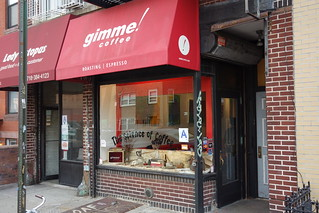 Gimme! Coffee | Lorimer St | East Williamsburg | by Project Latte - Cafe Culture