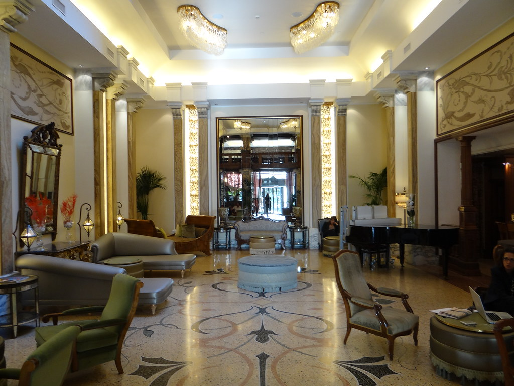 Bembridge Hotel I O W Dineing Room