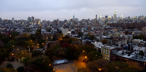 Overlooking Tompkins Sq Park | by GammaBlog