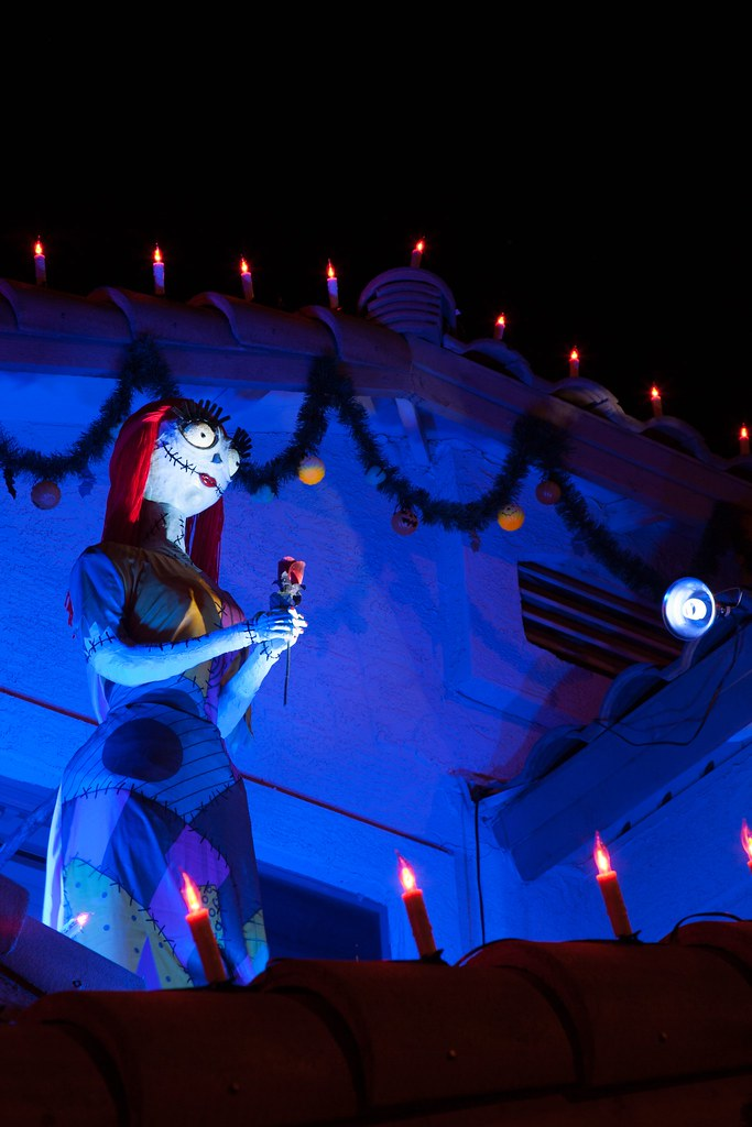Jack Skellington Christmas Lights