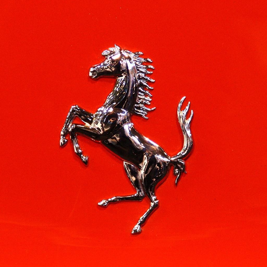 Ferrari Prancing Horse Badge Ferrari Prancing Horse Badge Flickr