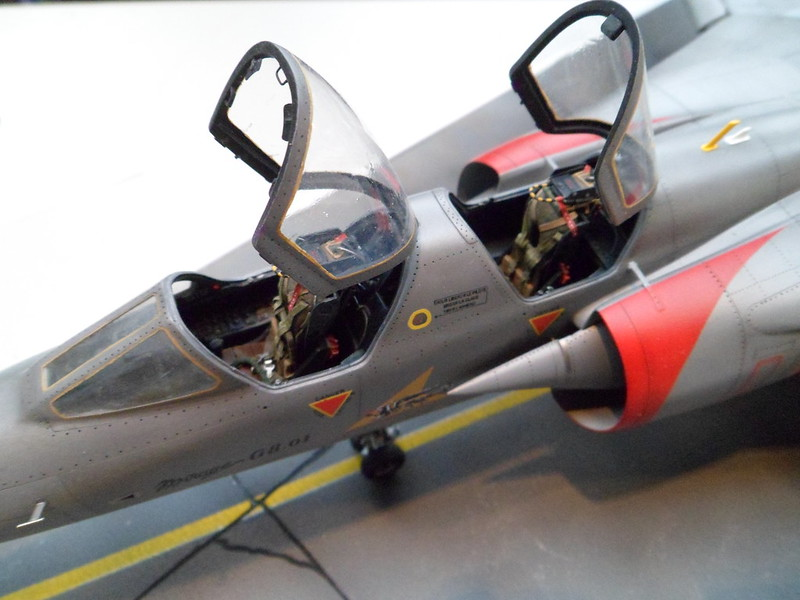 Ouvre-boîte Mirage III V.01 [Modelsvit 1/72] 8145474962_1f83588baf_c