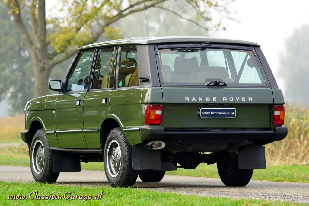 1988 Range Rover Classic Marc Vorgers Flickr