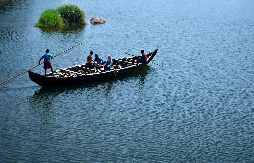 Thoni Boat Sudheer Kumar Flickr