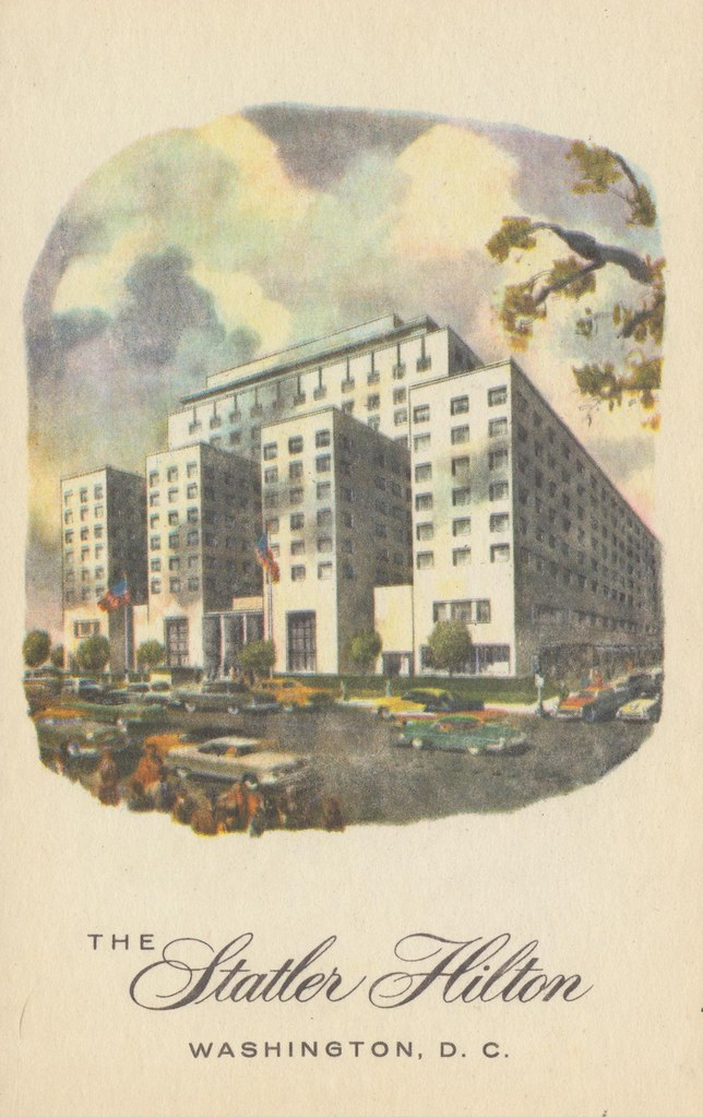 Statler Hilton - Washington, D.C.