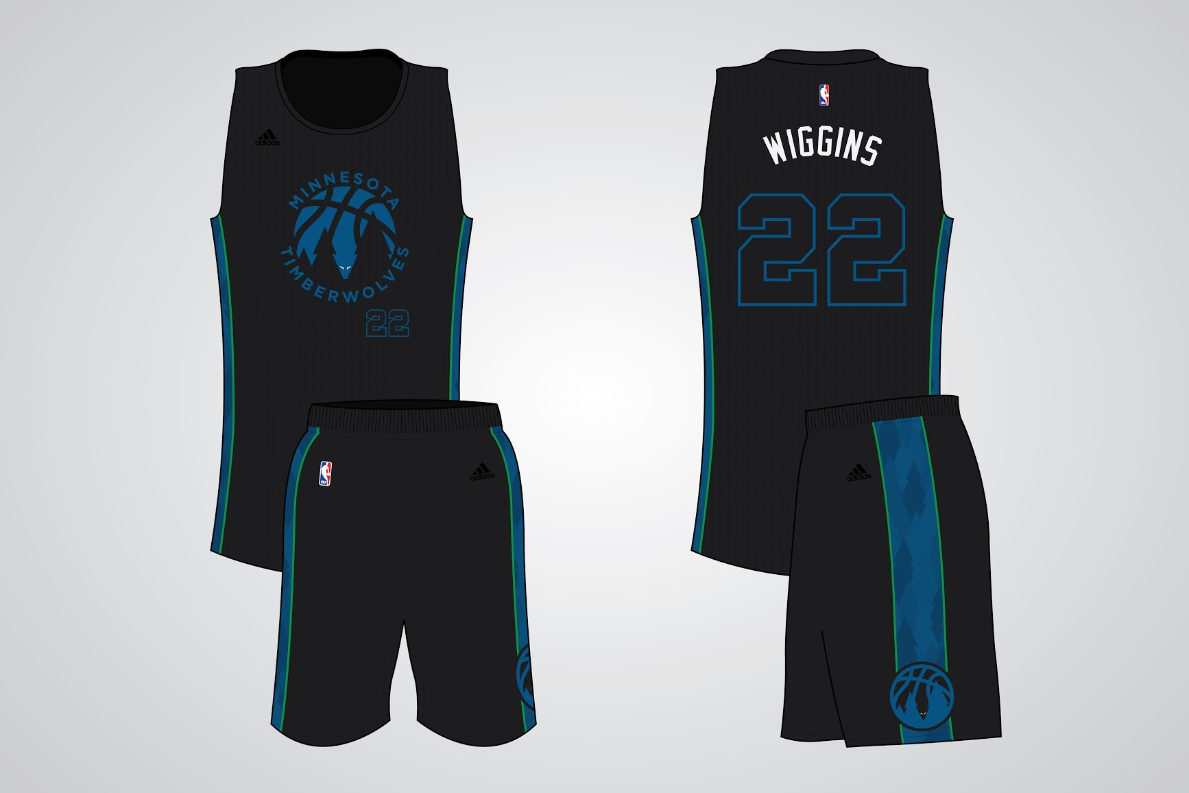 fa07c487d Uni Watch picks some winners in the Timberwolves redesign contest