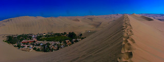 Huacachina | by Street and Travel Art