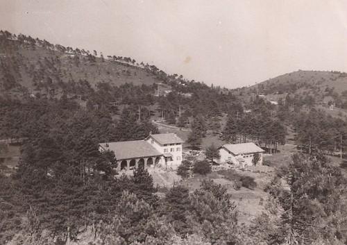 L 39 albergo di praglia com 39 era l 39 hotel dei piani di for Piani di log cabin lodge