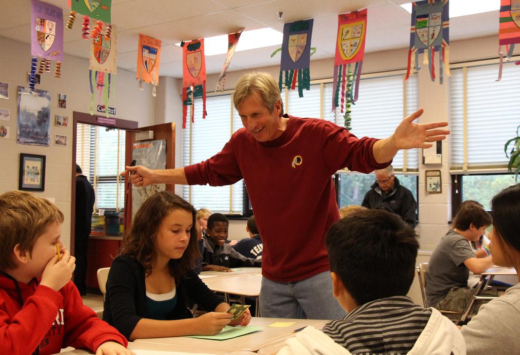 teacher as a nation builder essay