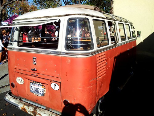 1959 vw van rear 16 window vw bus denis sweeney flickr for 16 window vw van