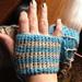 Crochet warmer