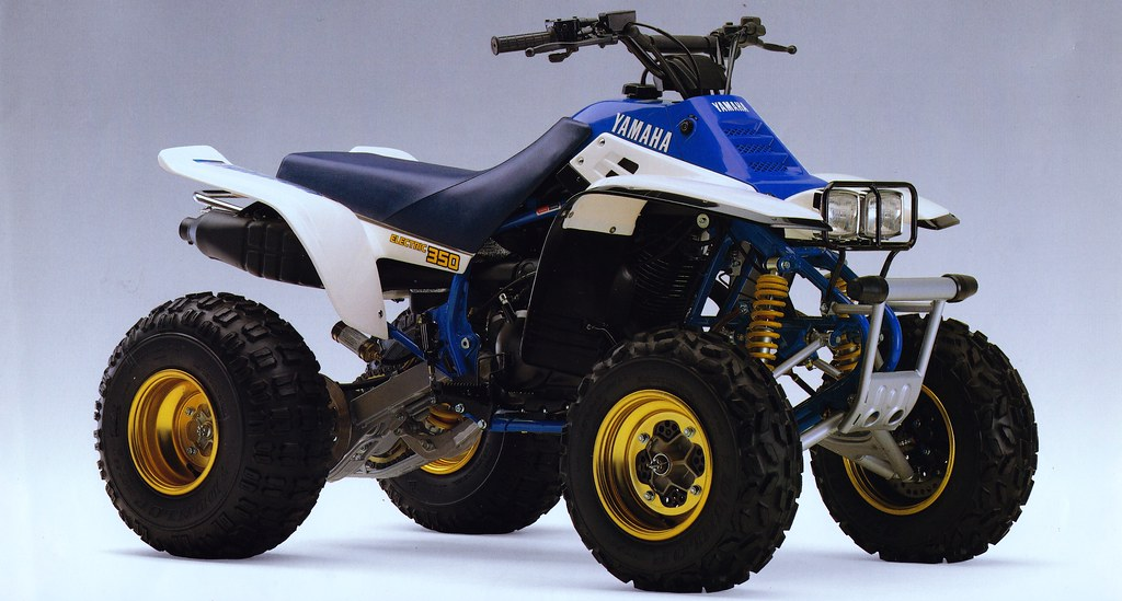 Yamaha   Wheeler Manual