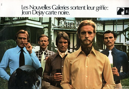 The 1970s-1974 Jours de France ad | by april-mo