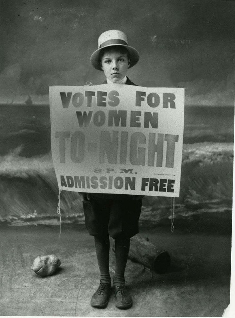 women for the vote What were some of the justifications for denying women the right to vote among  some of the ridiculous reasons why women weren't allowed to vote was the.