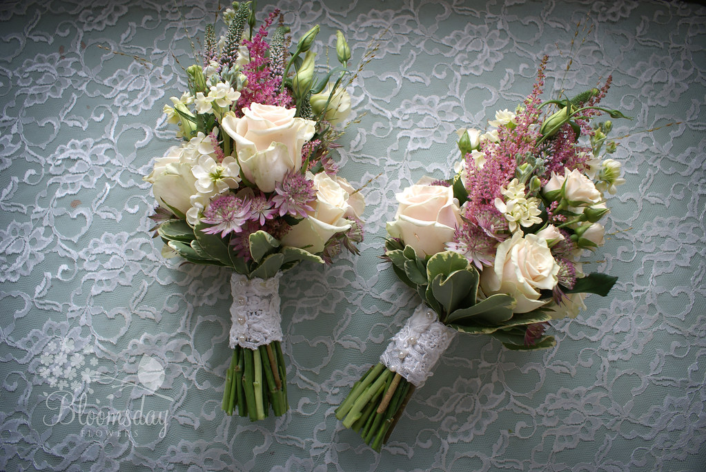 Wedding Flowers: vintage wedding flowers