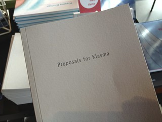 Proposals for Kiasma by Peter Liversidge | by cityofsound
