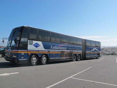 Prevost H5 60 Articulated Coach Ambassatours Halifax No