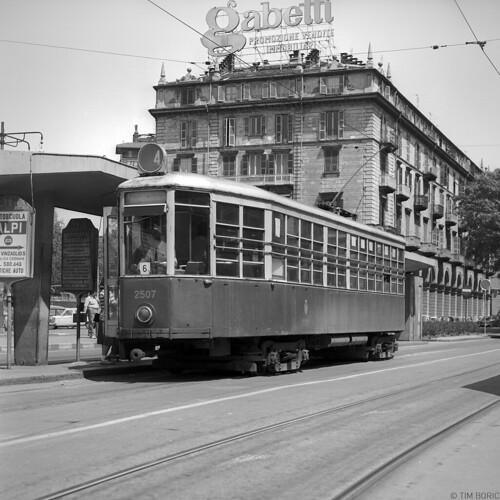 Torino stazione porta susa peter witt tram op lijn 4 - Orari treni milano torino porta susa ...