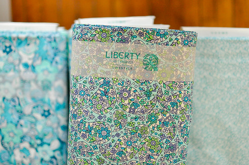 Liberty of London : Bloomsbury Garden | by the workroom