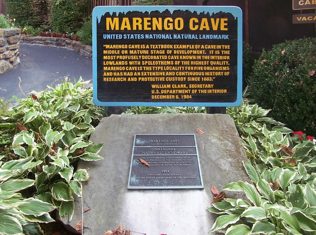 Marengo Cave Tour Hours