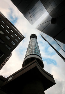 BT Tower (Post Office Tower) - London Skyline | by Simon & His Camera