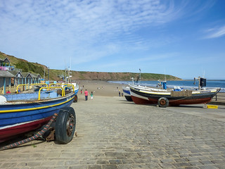 Filey Slipway | by Matthew_Hartley