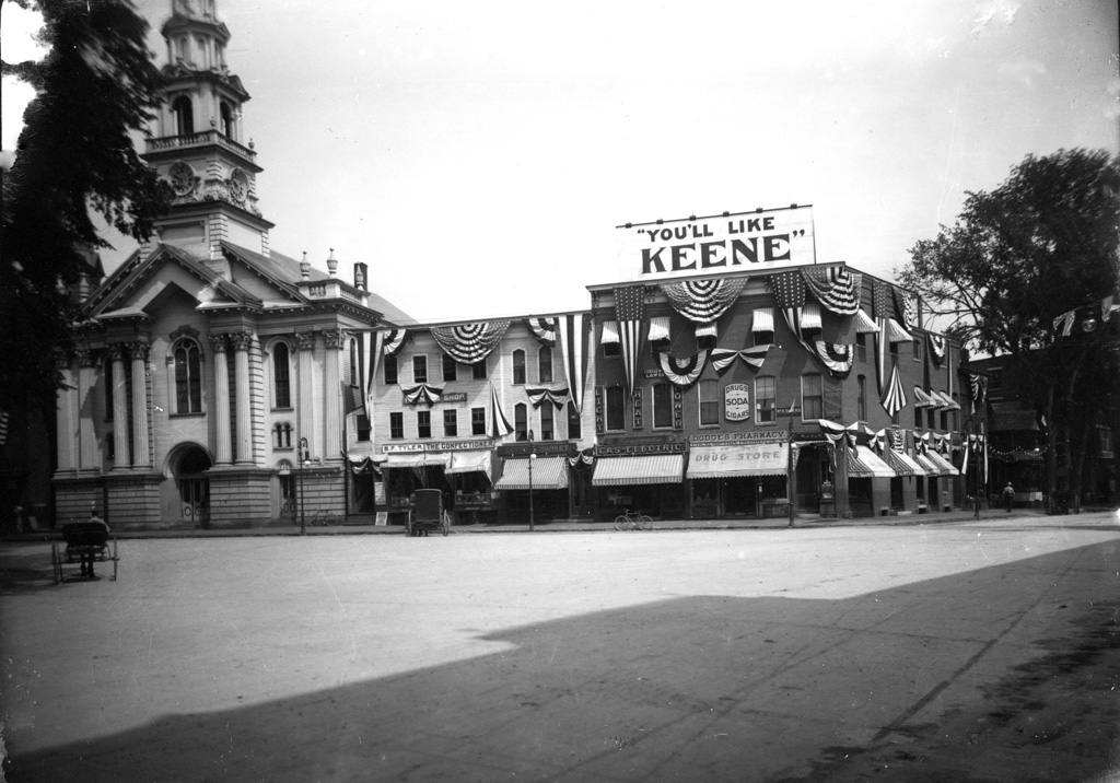 Central Square in Keene New Hampshire | TITLE Central ...