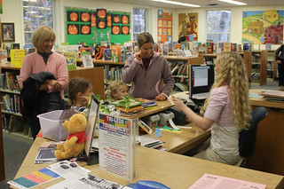 Hannah Kerwin Chatham Library & Hurricane Sandy | by School Library Journal